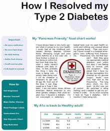 Preview - How I Resolved my Type 2 Diabetes